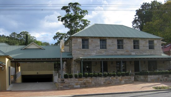 Kangaroo Valley, Australia: THE PIONEER MOTEL