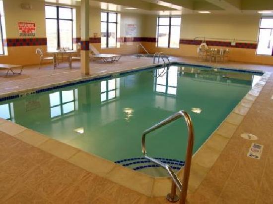 Hampton Inn & Suites Lincoln - Northeast I-80: Indoor Pool & Spa