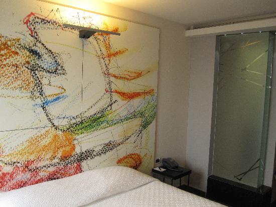 Zira Hotel : Hotelzimmer 503