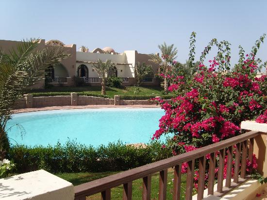 Palmyra Resort: View from hotel room