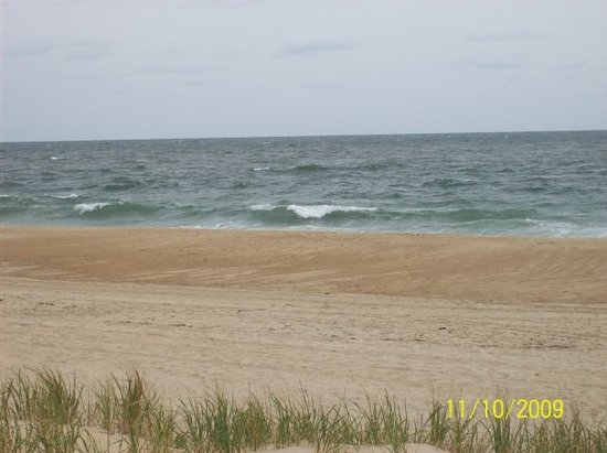 Rehoboth Beach, DE: the ocean