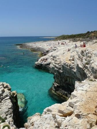 Premantura, Croatie : Mys Kamenjak