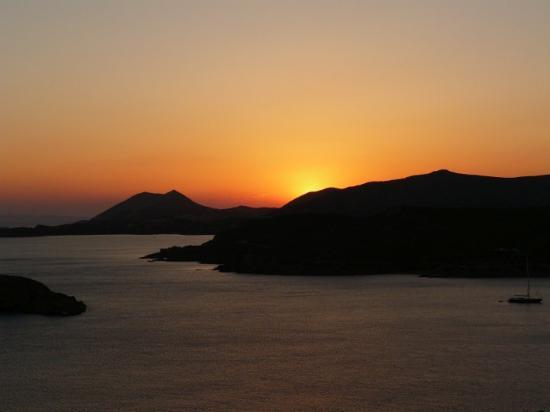 Vraj najkrajší západ slnka v Egejskom mori, Sounio, Ελλάδα