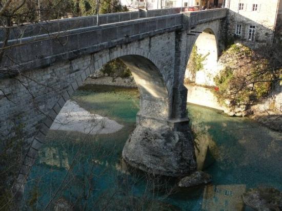 Cividale del Friuli, Italia: Ponte del Diavolo, Cividale dei Friuli, Italia