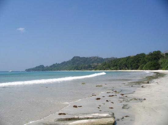 Radhanagar Beach : Beach No. 7 Havelock, Andaman Islands