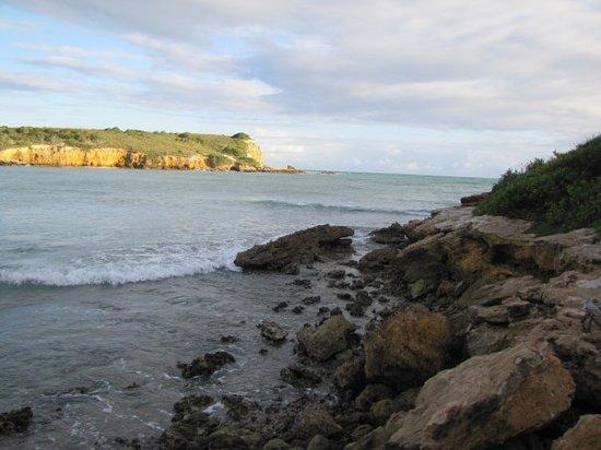 Carolina, Porto Rico : Cabo Rojo beach