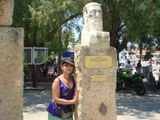 Castle of St. Peter : Herodotus and me, Bodrum Castle