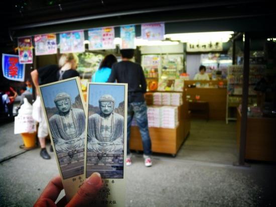 Kamakura, Japan: The Tickets