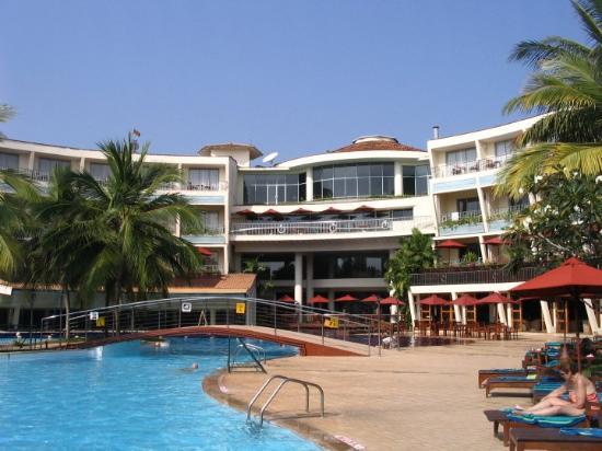 Eden Resort & Spa: the hotel