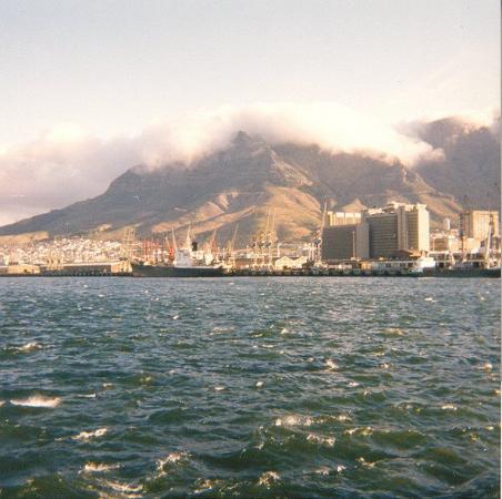 Bilde fra Cape Town