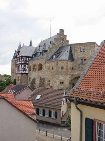 Alzey, Rheinland-Pfalz, Deutschland, Schloss