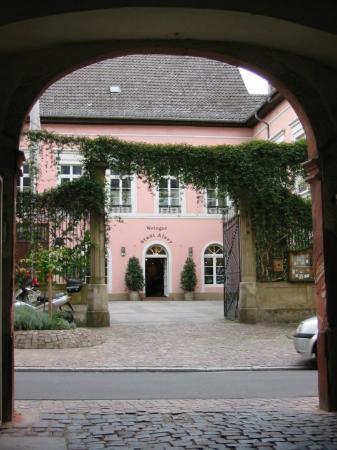 Alzey, Rheinland-Pfalz, Deutschland, Weingut der Stadt Alzey