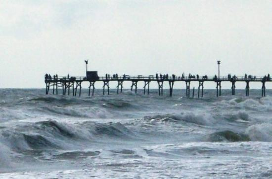 Atlantic Beach, NC: THE PIER