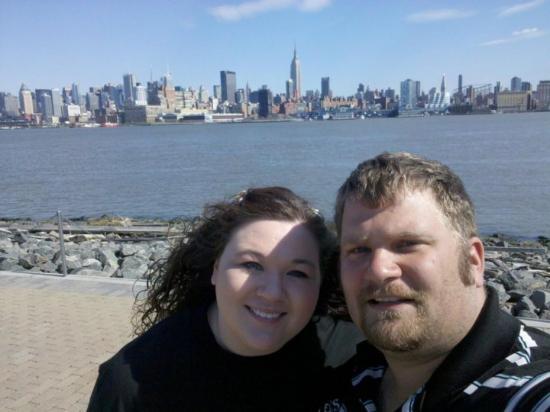 Bilde fra Hoboken
