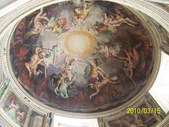 Vatikanske museer: Anjos e Demónios :O