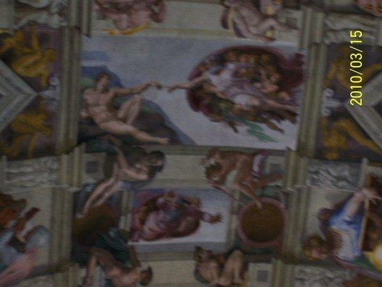 """Vatikanske museer: """"Os 2cm que fazem toda a diferença"""""""