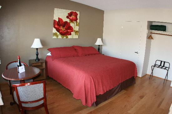 Cambria Palms Motel: Rooms