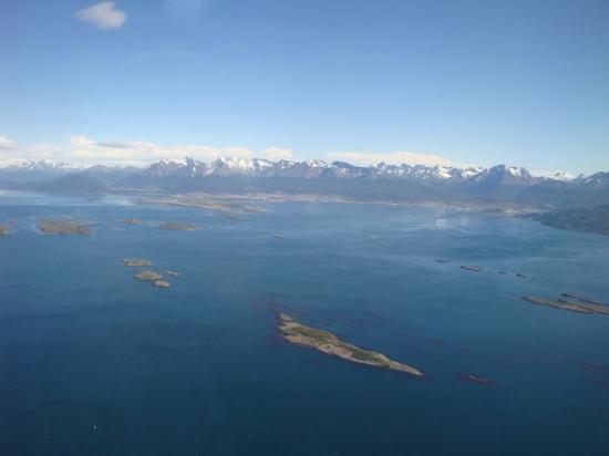 Bilde fra Ushuaia Bay