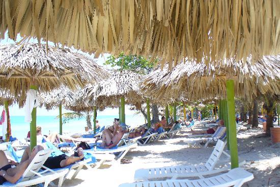 Hotel Roc Barlovento: A la plage