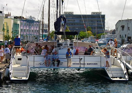 Cool Runnings Catamaran Cruises: Cool runnings III