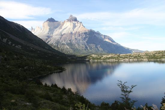 Ecocamp Patagonia: A glimpse of the scenery