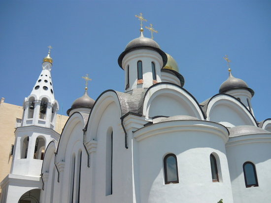 Αβάνα, Κούβα: Havana's Orthodox Church