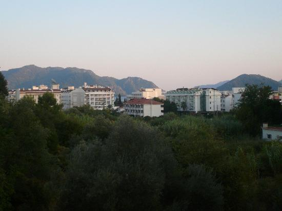 Seler Hotel: the view from hotel room