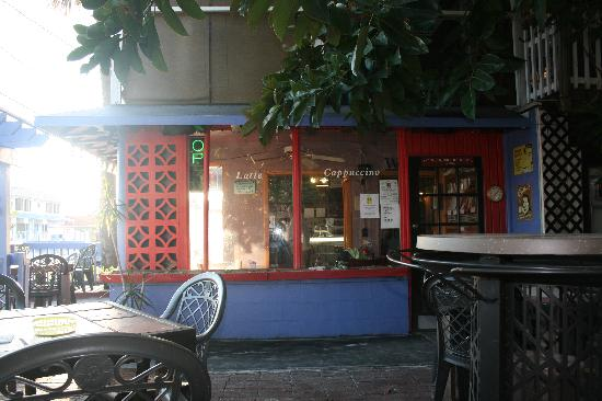 Tuckaway Cafe : Tuckaway