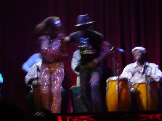 Varadero, Cuba : typical musical show