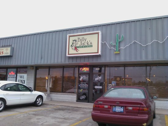 Billy Jack's Cafe and Grill: Billy Jack's