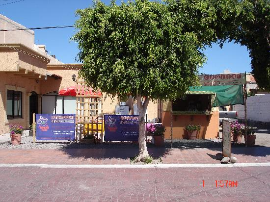 Orlando's Restaurante: Fachada