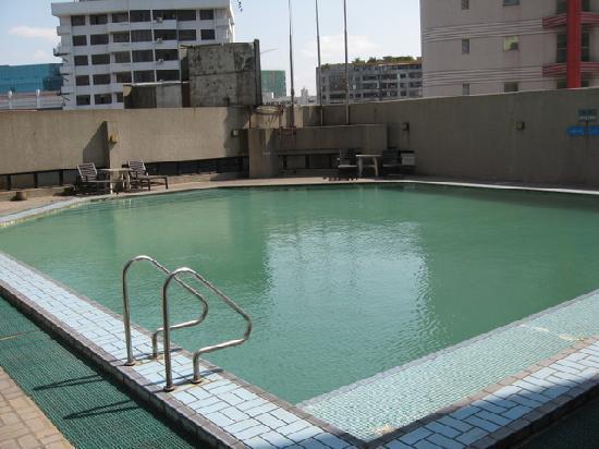 International Financial Jasper Hotel: dirty pool