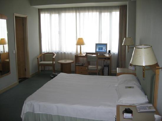 International Financial Jasper Hotel: room