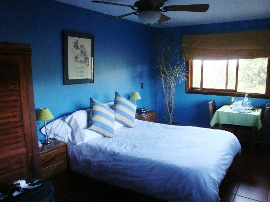 Vina Romantica: Poas Room