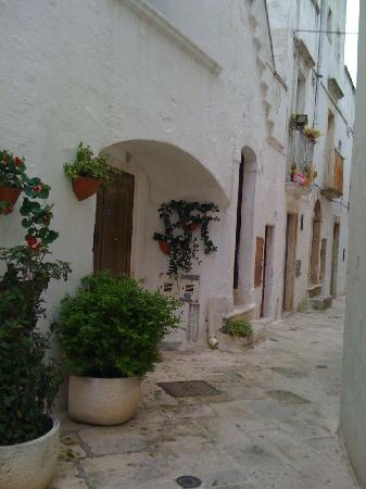 Cisternino, Italia: 散歩コース