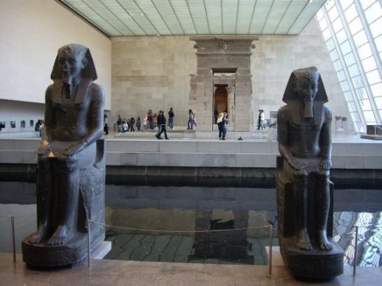 Metropolisk kunstmuseum: Metropolitan Museum of Art