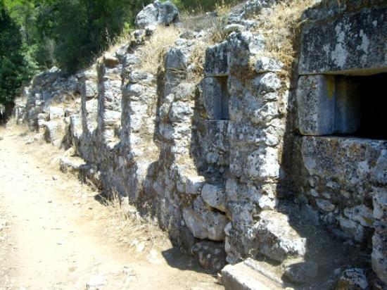 Олимпос, Турция: Turecko - Olimpos