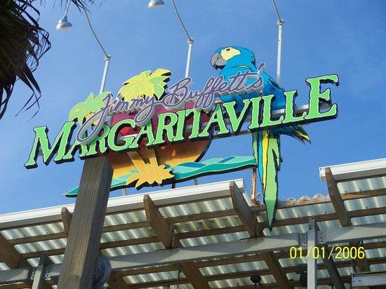 Margaritaville Panama City Beach : yummy...