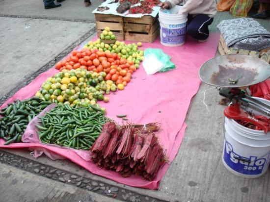Cuernavaca, Mexico: The market in Tepoztlan