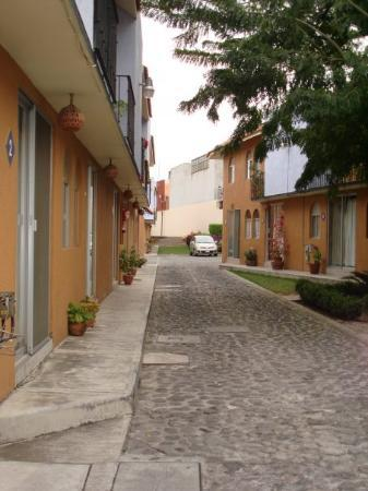 Cuernavaca, Meksika: The community where my house in Mexico is located