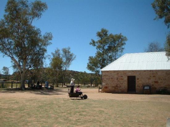Bilde fra Alice Springs
