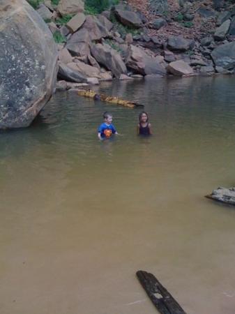Bilde fra Zion's Main Canyon