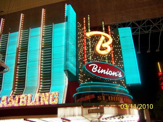 ‪Binion's Gambling Hall‬