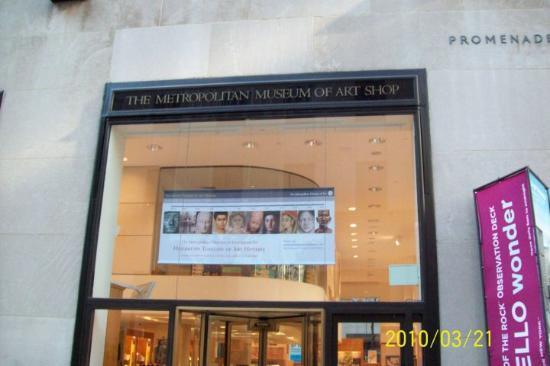 Bilde fra Metropolisk kunstmuseum