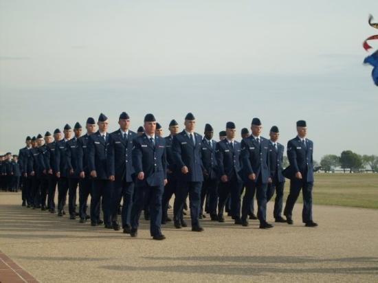 Some Of Many Planes On Site Picture Of Lackland Air