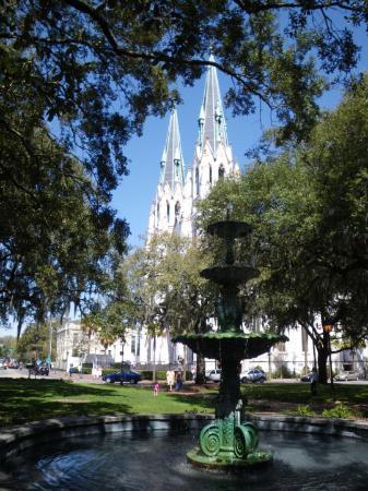 St. John's Cathedral, Savannah, GA