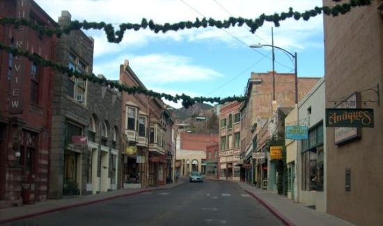 Bisbee, AZ: more downtown