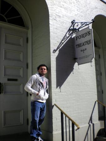 Bilde fra Ford's Theatre
