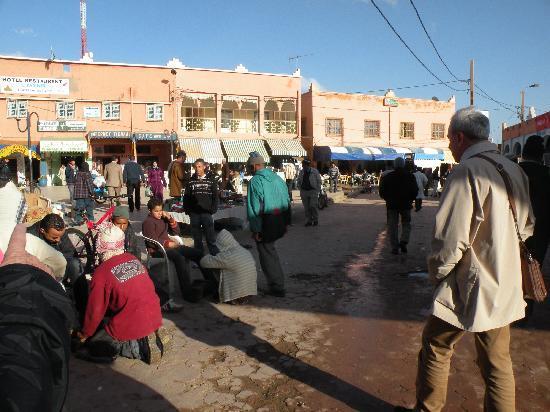Tinerhir, Maroko: Tinghir
