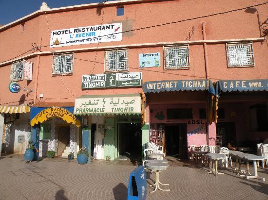 Tinerhir, Marokko: Tinghir